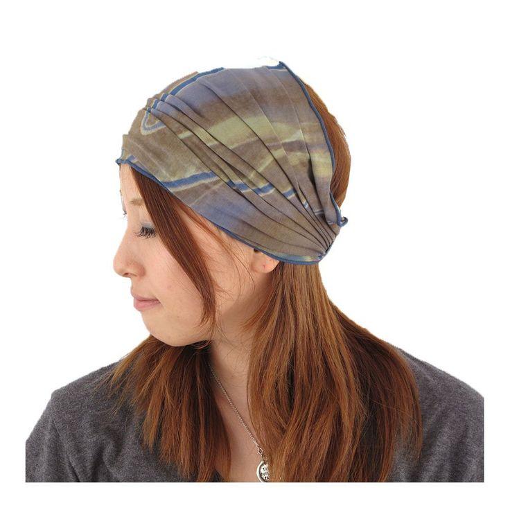 Amazon.co.jp: (カジュアルボックス)CasualBox マーブル【バンダナ】ターバンヘアバンド 帽子 カチューシャ (【バンダナ】マーブルオレンジ(手染めの為1点1点模様が変わります)) メンズ レディース 帽子 Charm チャーム: 服&ファッション小物