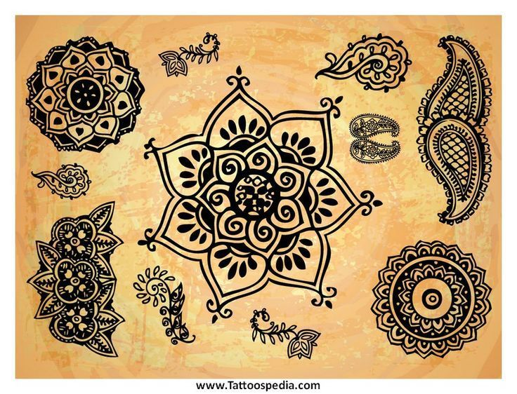 henna pattern floral google search #tattoos #tattoos