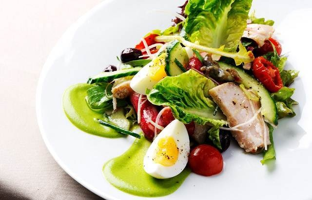 Salade Niçoise - Pascal Aussignac ¦ Great British Chefs