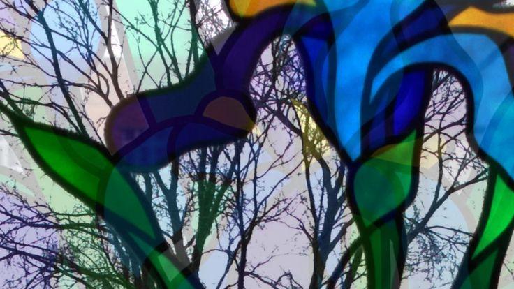 the best of 2016 #glassatelier , #stainedglass , #tiffany , #overlay