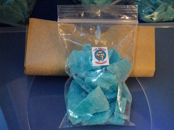 1 Bag BREAKING BAD Blue Meth Blue Sky Candy Made in ...