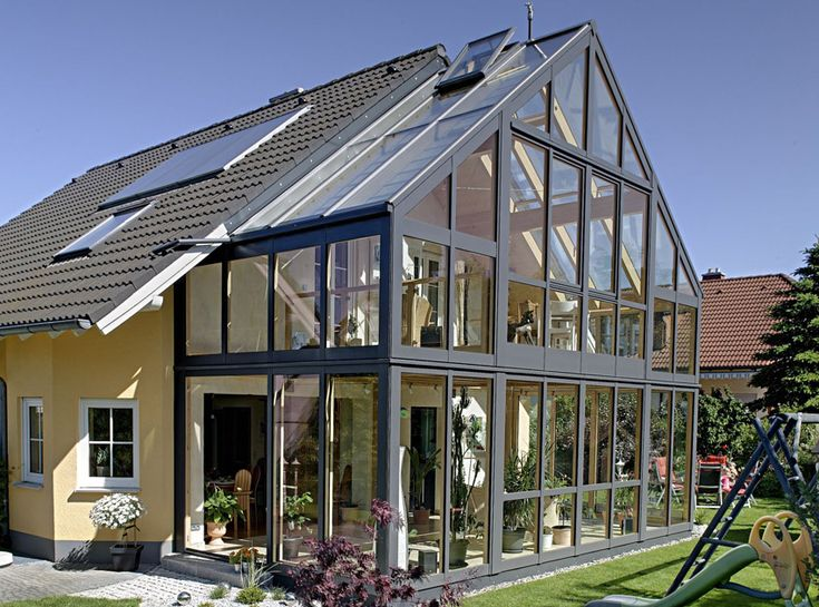 12 Best Images About Sun Room On Pinterest | Warm, Greenhouses And ... Wohnwintergarten Wintersonne Verglasung