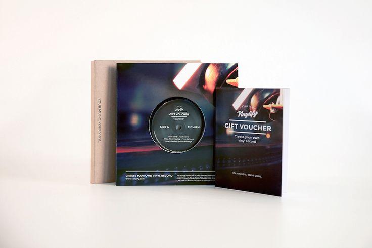 Verras je vrienden met een eigen vinyl record - Wonen Voor Mannen - WVM - giftshop, vinyl record, vinylify, kerst cadeau, kerstshoppen, christmas gift, zelf vinyl plaat maken
