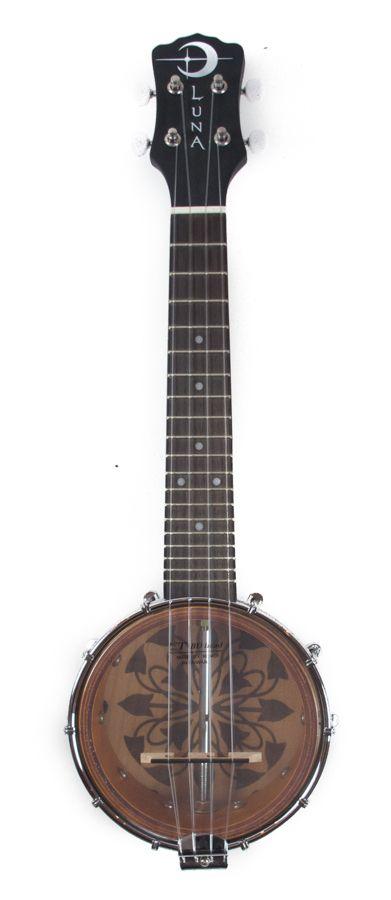 Luna 8 Concert Scale Banjo Ukulele. £284.95. Duke of Uke. Superb quality at an amazing price.
