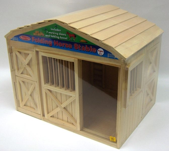 Horse Stable By Melissa And Doug