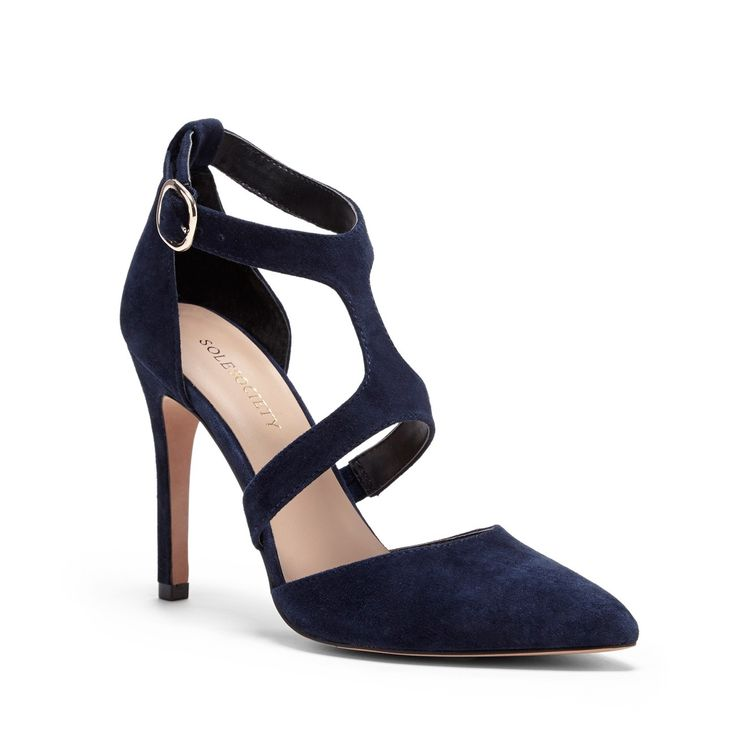 """OMG - This is such a sexy and beautiful color shoe. A MUST HAVE for my closet. Sole Society """"Stefani"""", $69.95"""