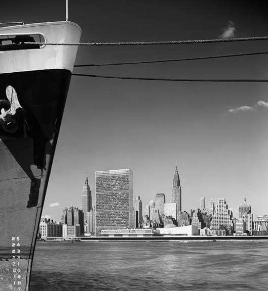 Ezra Stoller,  United Nations Building