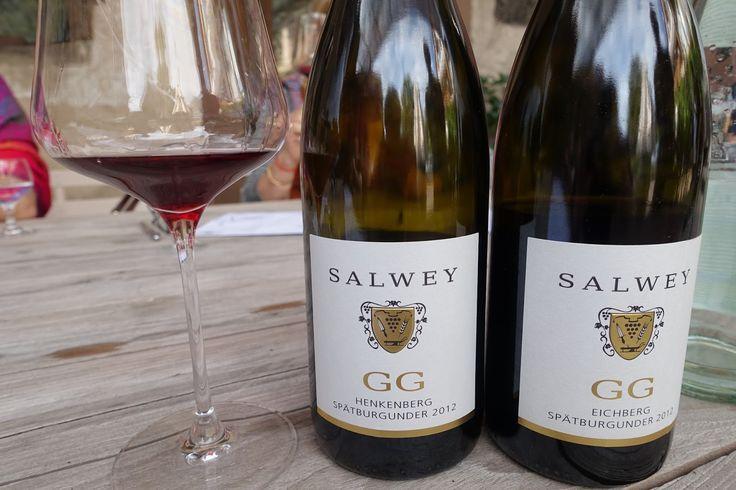 Grosser Gewaechs Pinot Noir von Salwey, der Henkenberg und Eichberg