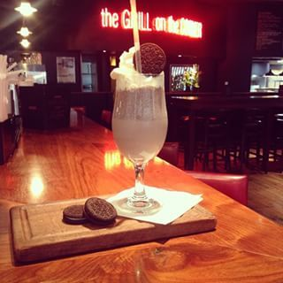 The Oreo Milkshake at Grill On The Corner. | 21 Things Everyone Must Eat In Glasgow