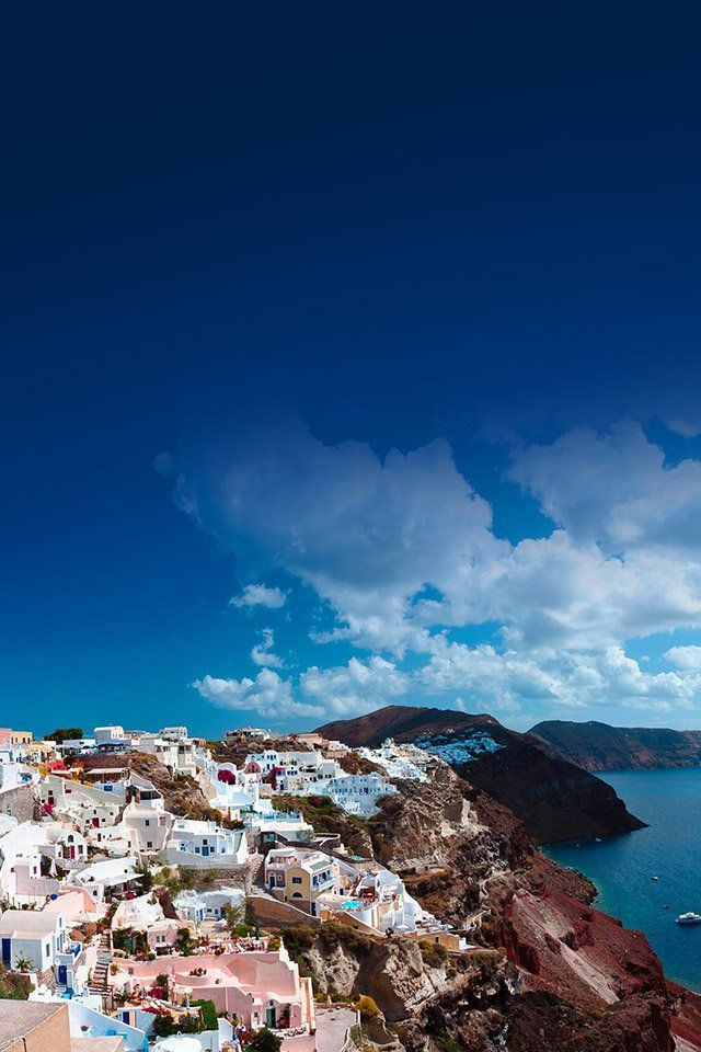 Oia village, Santorini island, Greece. - selected by www.oiamansion.com