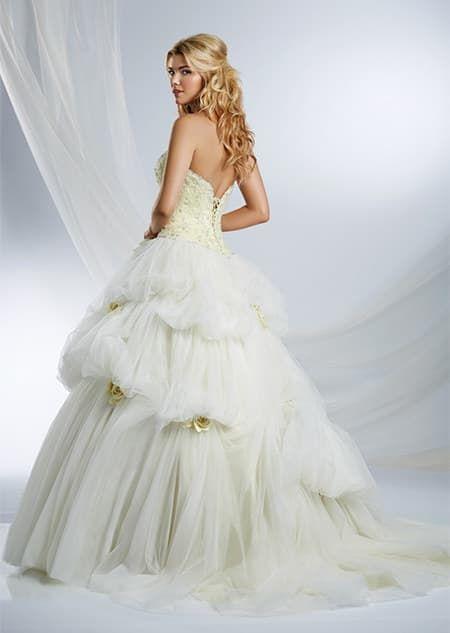 Vestido de novia Alfred Angelo Bella.