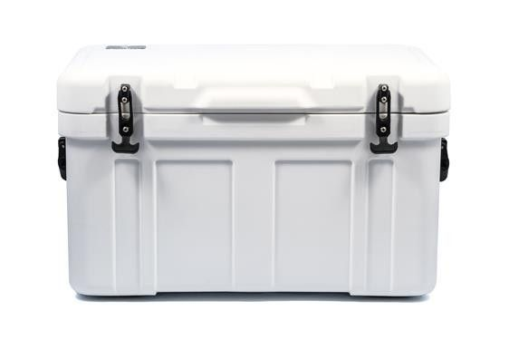 Caribou 55L White Cooler