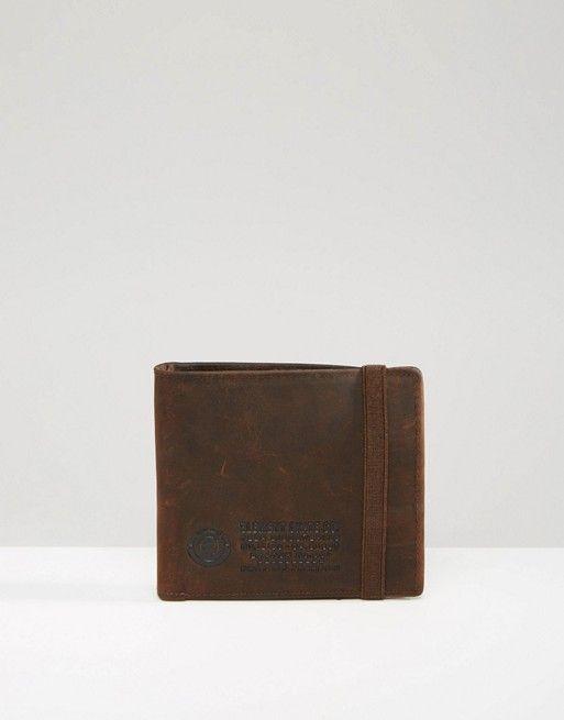 Element | Element Leather Wallet Endure