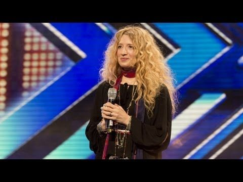 Melanie Masson's audition - Janis Joplin's Cry Baby - The X Factor UK 2012 AWESOME!!!!