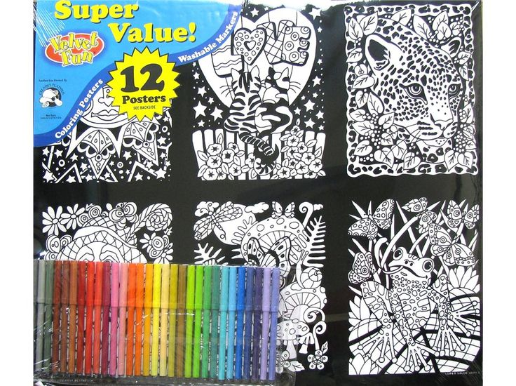 21 best images about Fuzzy coloring poster on Pinterest ...