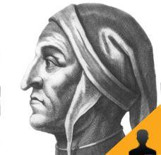 Oír el nombre de Dante Alighieri es pensar, de inmediato, en La divina comedia, ese poema que nos hace recorrer el Infierno, el Purgatorio y el Paraíso, y encontrarnos en el camino a personajes como Sócrates, Virgilio y Homero, entre otros.
