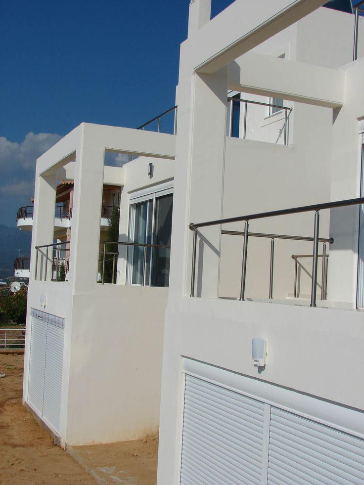 Nikolas Dorizas, Architect,  Tel: +30.210.4514048 Address: 36 Akti Themistokleous – Marina Zeas, Piraeus 18537 Κατοικία στην Καλαμάτα. Residence in Kalamata, Greece