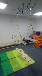 Kładka do ćwiczeń równoważnych - 2 elementy