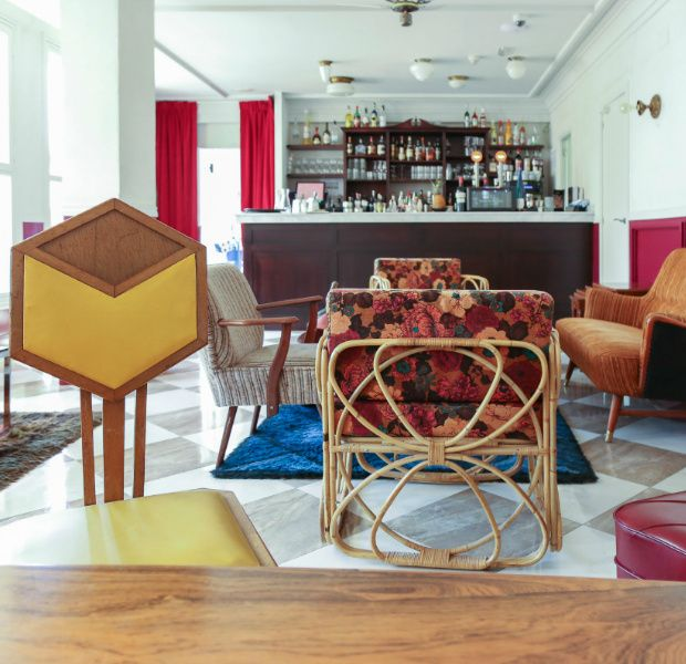 Elparacaidista.es la nueva concept store en Malasaña, reforma de Gahecor en la Revista de Diseño AD