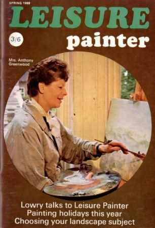 Lowry talks to Leisure Painter in the spring 1968 issue of Leisure Painter