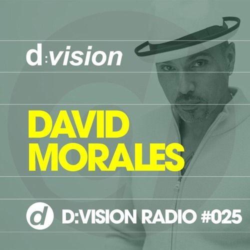Follow d:vision on Soundcloud: @dvisionrecords  ---------- We are very proud to welcome David Morales to d:vision Radio. In this week's #025 episode the legendary New York DJ's on the decks with a ver