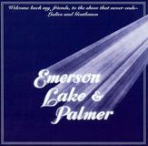 Welcome Back My Friends to the Show That Never Ends: Ladies & Gentlemen, Emerson Lake & Palmer [LP] - Vinyl