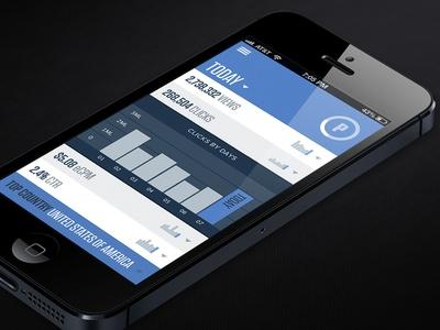 iOS Analytics App by Dan Greenberg