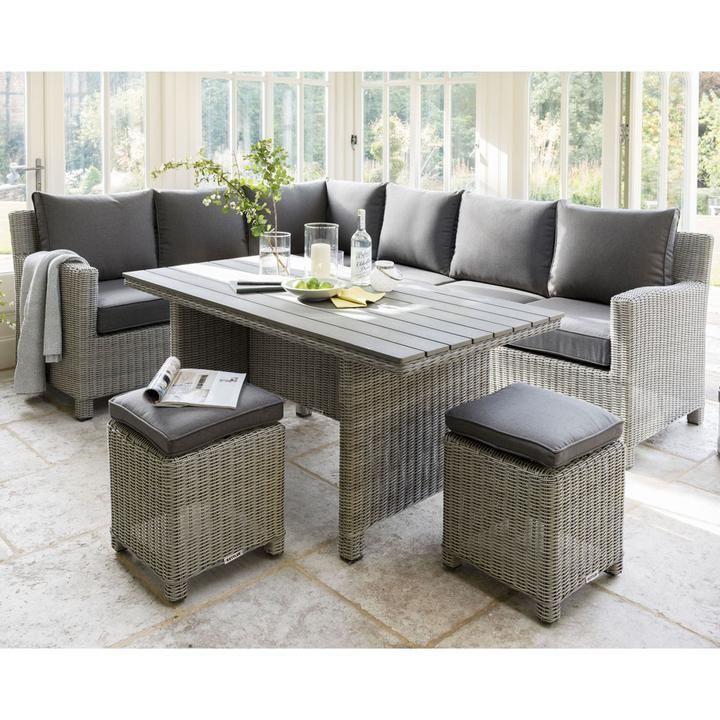 Kettler Palma Casual Essecke Set Garten Essgruppe Gartenmobel Design Sitzecke