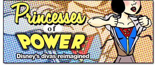 Your Friendly Neighborhood Brodie Blog: princesses of power