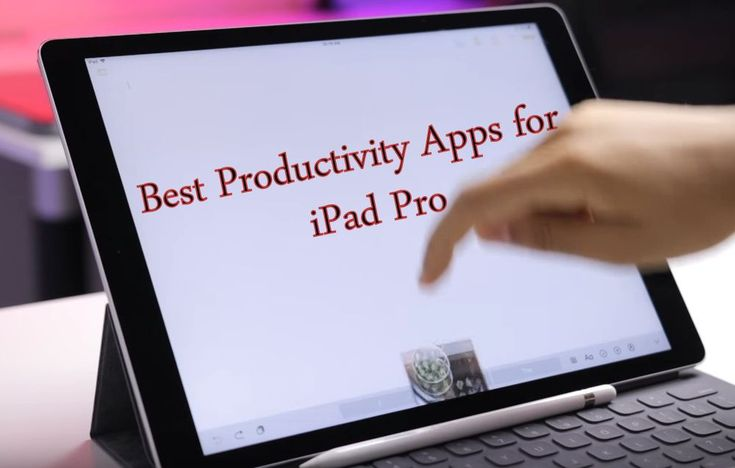 10 Best Productivity Apps for iPad Pro for 2018 Must Have