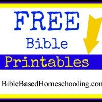Found some great {free} printables from around the web tonight. I love using things like these for my preschooler to keep him busy while we work, or to just add some supplemental fun for the family. Enjoy! Preschool Printables Bible Story Printables Bible Coloring Pages Heart of Wisdom Printable Bible verses for copywork 50 Word Search for…