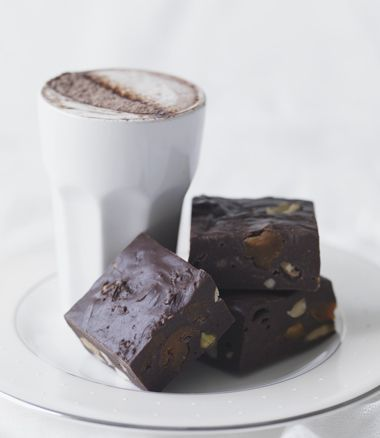 Chocolate Fudge | Recipes | Pinterest