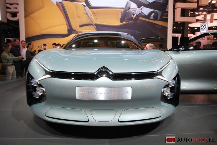 Beurzen Parijs 2016 Citroen CXPERIENCE Concept afbeeldingen : Autoblog.nl