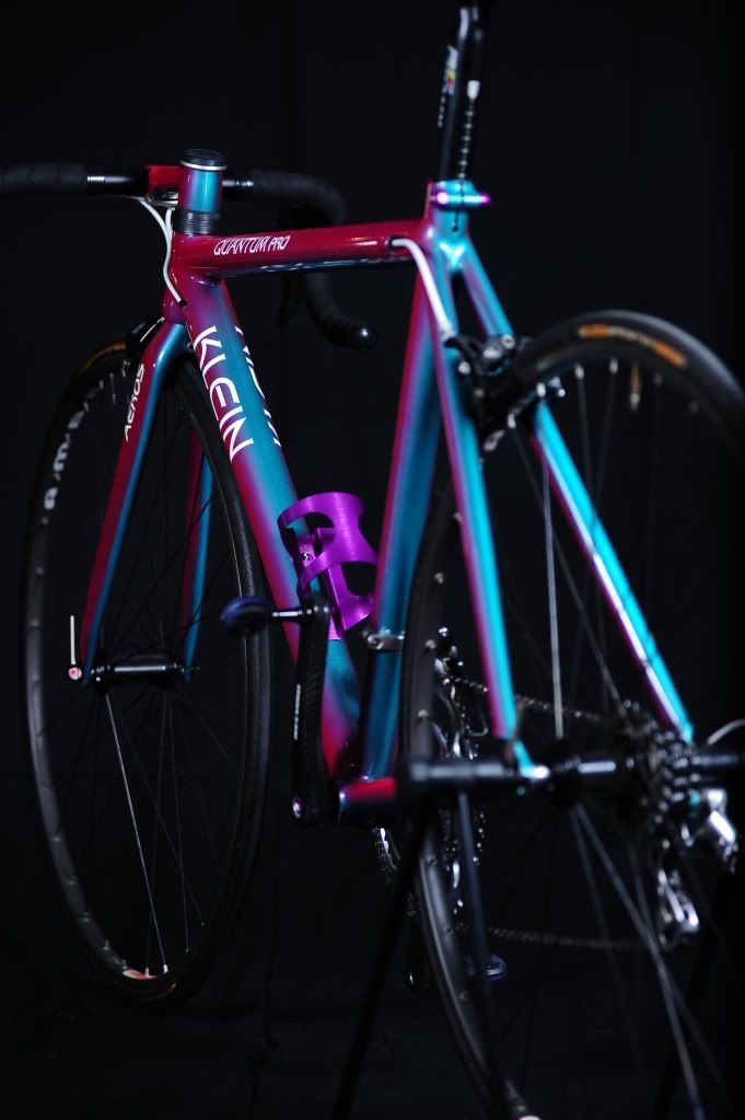 bikeplanet:  Klein Quantum Pro  I can't wait to start my winter project and get the 94 nos Klein built.