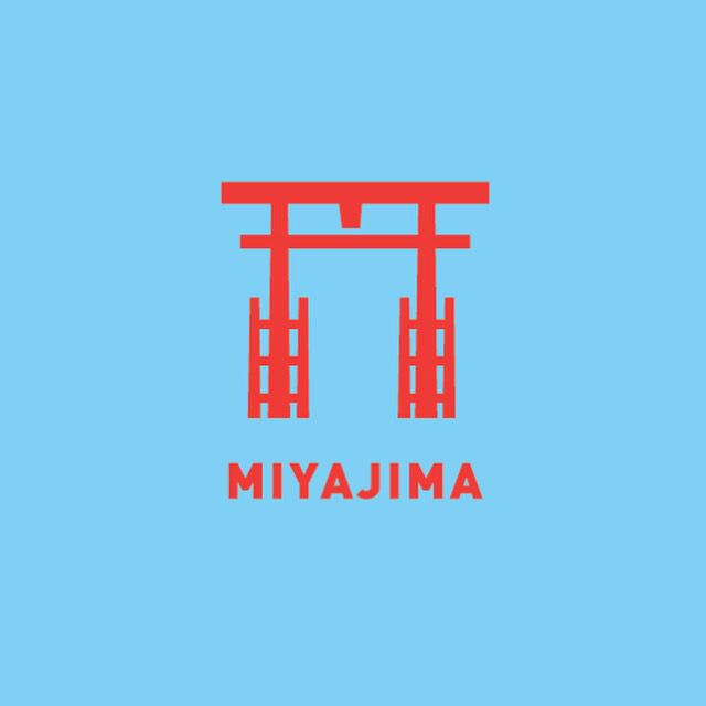 Miyajima Otorii by Benjamin LeMar at The LOGO & BRAND Studio, Hiroshima Japan. #miyajima #宮島 #大鳥居 #otorii