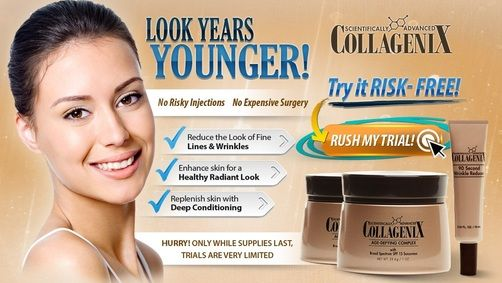 #Collagenixskincareproduct is designed to enhance facial appearance. It is different from other creams in the sense that it delivers significant results on #skin.