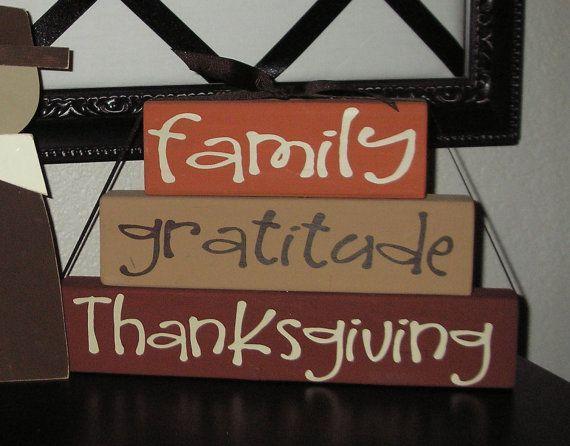 Thanksgiving StackersThanksgiving Crafts, Thanksgiving Diy, Holiday Block, Fall Thanksgiving, Crafts Diy, Holiday Decor, Happy Holiday, Thanksgiving Tables, Wooden Crafts