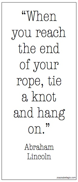 Lincoln: Abraham Lincoln, Tie, Lincoln Quote, Roads, Left Hanging Quotes, Knot