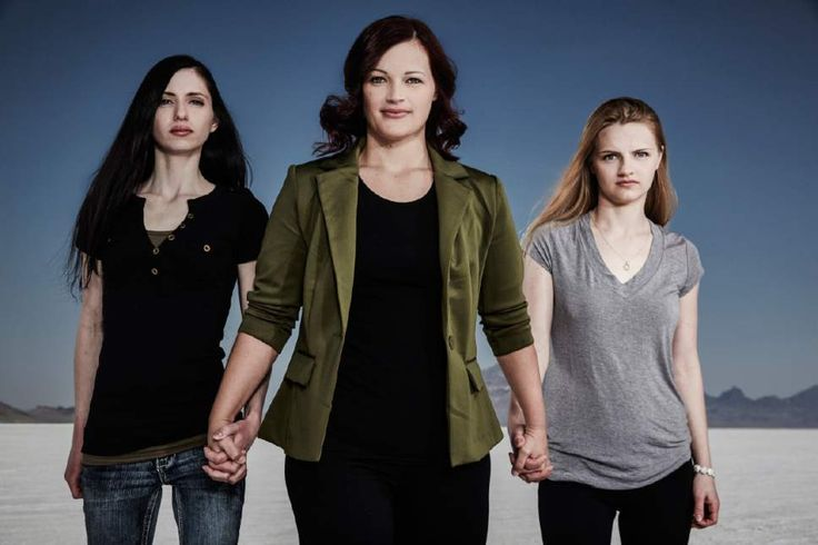 "The Order: ""Andrea, Jessica and their half-sister Shanell are at the center of a new reality show ""Escaping Polygamy."" It's 180 degrees from other shows that attempt to normalize plural marriage, as it shows the three women helping members of ""The Order"" get out of the Kingston clan."" Their view: https://www.polygamy.com/articles/8808768/mormons-and-polygamy"