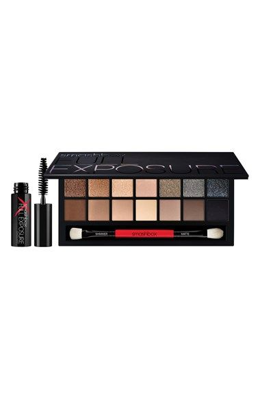 Free shipping and returns on Smashbox 'Full Exposure' Eye Palette at Nordstrom.com. Smashbox Full Exposure Eye Palette contains a set of universally awesome neutrals, including how-to's for six eye shapes for essential, effortless eyes enhanced for your specific shape. Smashbox spent nine years look at 5,000 different eyes, narrowing it down to six main shapes so you can truly get your most gorgeous eyes with the Full Exposure palette. It contains 14 must-have neutral shades ranging from ...