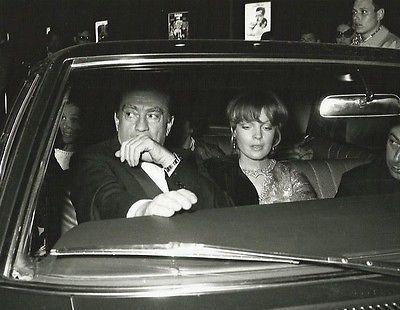 ROMY SCHNEIDER photo 18x24cm Luchino Visconti FESTIVAL DE CANNES 1971