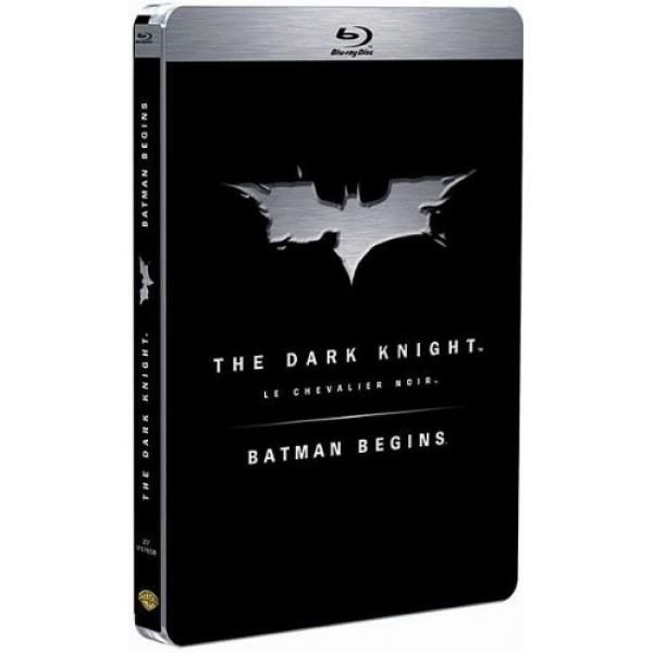 http://ift.tt/2dNUwca | Batman Begins & The Dark Knight Double Pack Steelbook Blu-ray | #Movies #film #trailers #blu-ray #dvd #tv #Comedy #Action #Adventure #Classics online movies watch movies  tv shows Science Fiction Kids & Family Mystery Thrillers #Romance film review movie reviews movies reviews