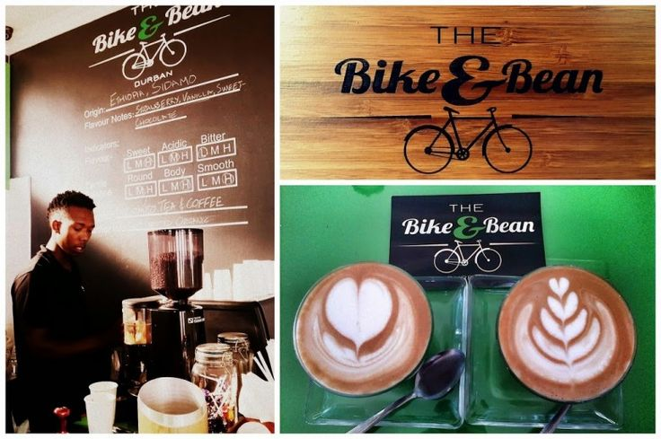 Bike & Bean, Durban