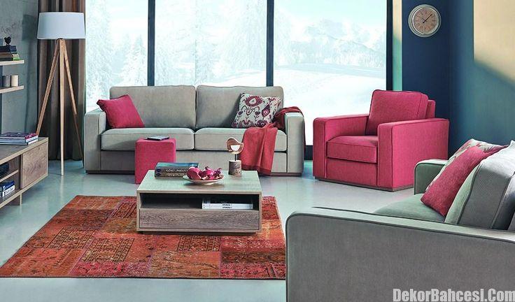 2015 Kelebek Mobilya Oturma Odası Takımları ve Fiyatları
