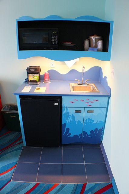Finding Nemo room at Disney's Art of Animation Resort by insidethemagic, via Flickr