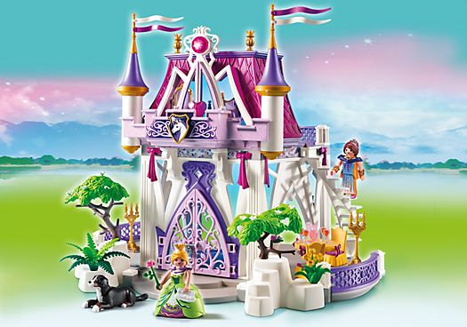 Really, really want anything from playmobil's princess or fairy collection