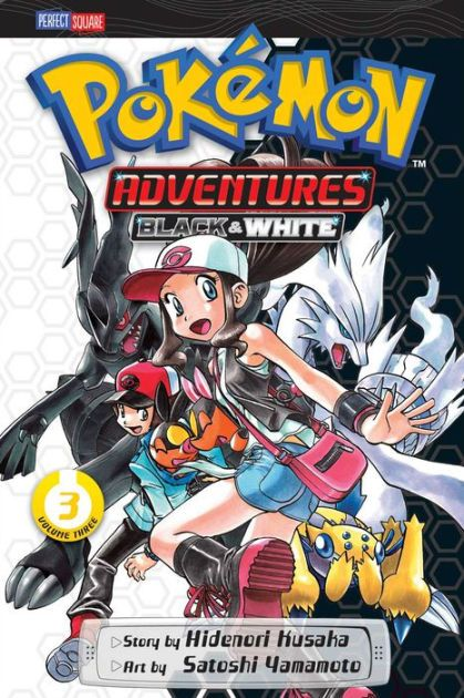 Awesome adventures inspired by the best-selling Pokémon Black and White games!All your favorite Pokémon game characters jump out of the screen into...