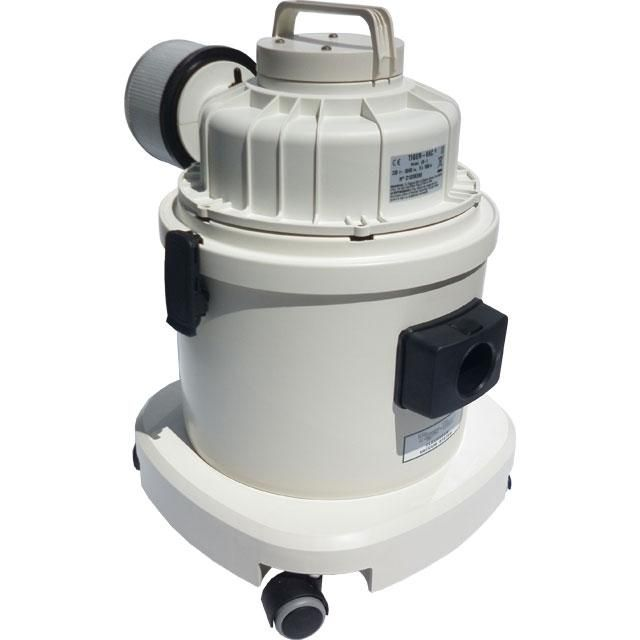 Tiger-Vac CR1-ULPA Vacuum is in stock at LSG. Use it on the floor of your building facility. It is also designed for cleanroom and pharma applications with low noise level, high efficiency and dry recovery. ULPA (Included), HEPA (Optional), Accessories (Included). Read more of its features.