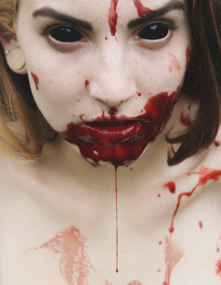 Something why do vampires suck blood