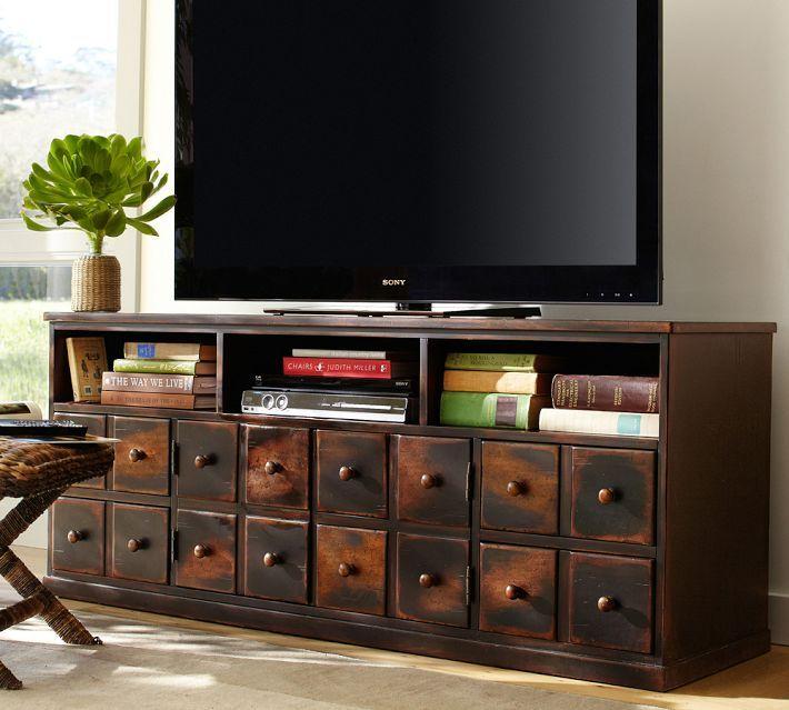 Andover Media Console: Great Idea For TV Console